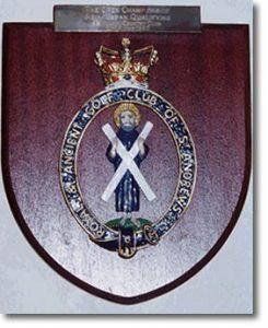 R&Aの紋章